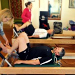 FIND YOUR POWERHOUSE AT DOWNTOWN PILATES