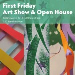 FIND YOUR WAY TO FIRST FRIDAY IN MAY